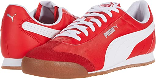 High Risk Red/Puma White/Gum