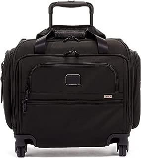 [トゥミ] スーツケース ソフト 公式 正規品 TUMI Alpha 3コンパクト・4ウィール・ダッフル 可(国際線、国内線100席以上、3辺合計115cm以内) 保証付 46L 38 cm 9.1kg