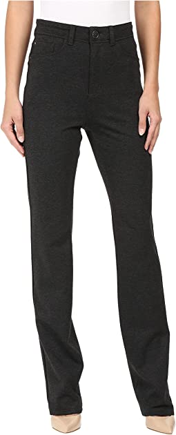 FDJ French Dressing Jeans - PDR Wonderwaist Suzanne Straight Leg in Charcoal