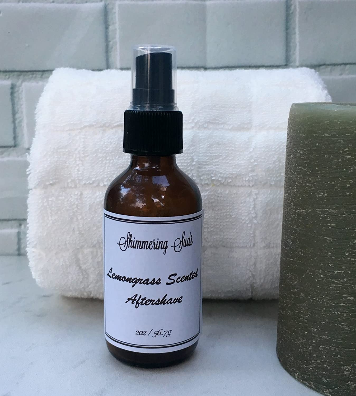 Lemongrass Aftershave Men's Aloe Sales results No. 1 Vegan Manufacturer direct delivery