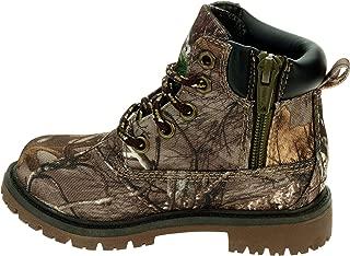 Faded Glory Realtree Xtra Boys' Tucker Boot