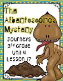 The Albertosaurus Mystery Supplement Activities Journeys 3rd Grade