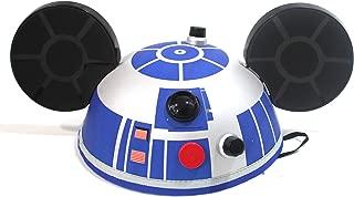 Disney Parks Star Wars R2 D2 Mickey Ears Hat