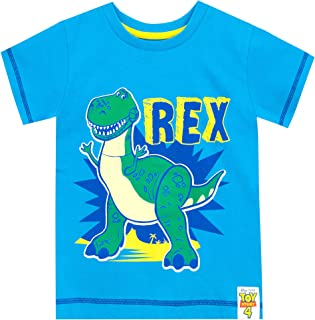 Disney Boys Toy Story T-Shirt Rex