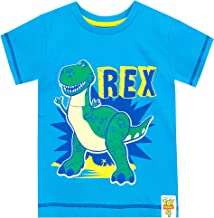 Disney Boys' Toy Story Rex T-Shirt