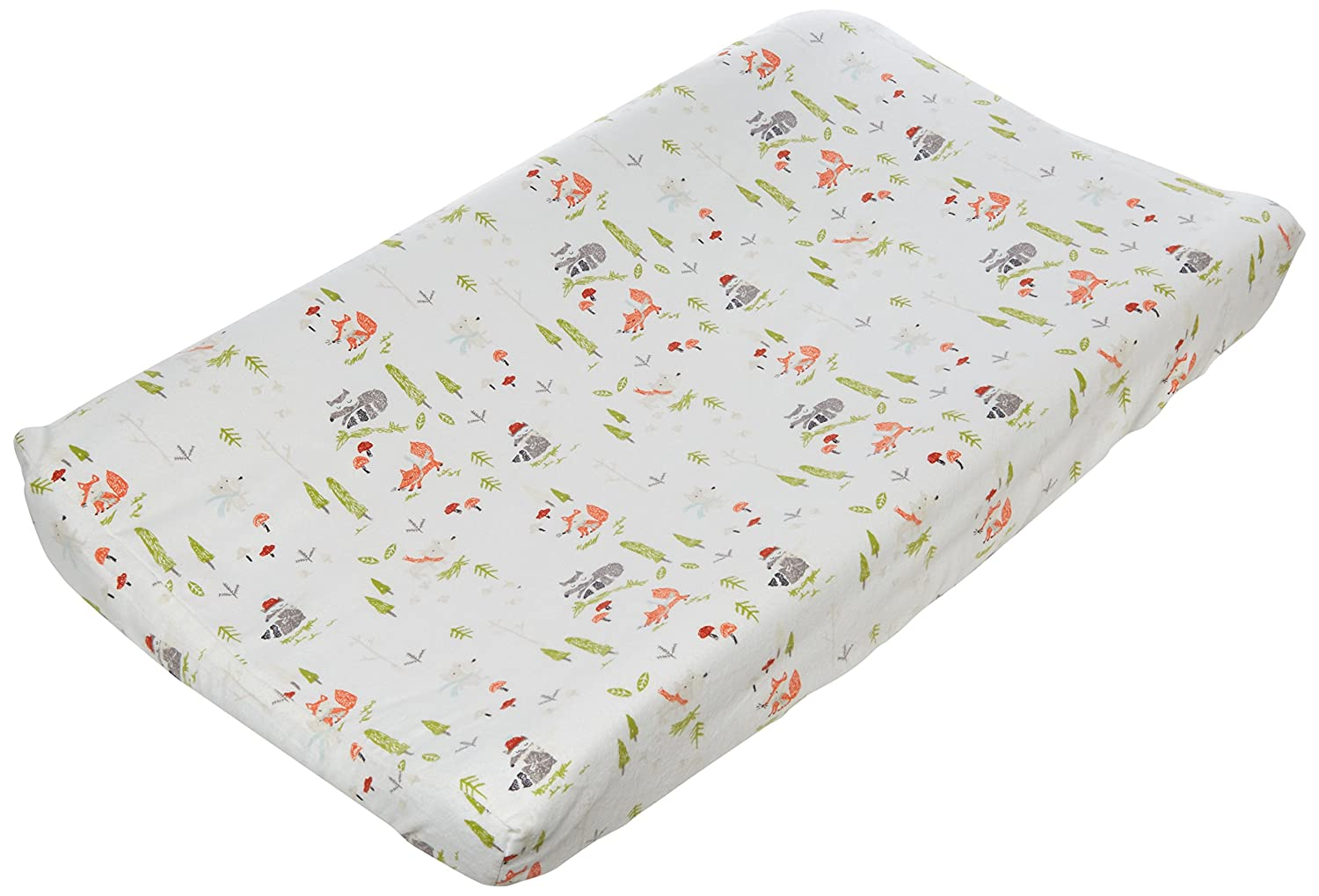 Trend Lab Winter Woods Branded goods Deluxe Pad Flannel Cover Courier shipping free shipping Changing