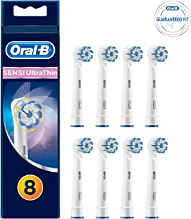 Oral-B Sensi Clean Electric Toothbrush Replacement Heads, Pack of 8