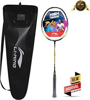Li-Ning XP 901-PV SINDHU Signature Series  Aluminum-Alloy Isometric Strung Badminton Racquet with cover