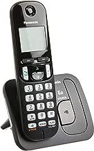 Telefone sem Fio, Panasonic KX-TGC 210LBB, Preta