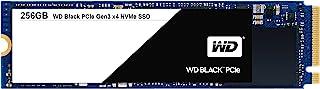 Western Digital Black PCIe SSD - Disco duro sólido (PCI Express 3.0, x4, FCC, UL, TUV, KC, BSMI, VCCI)
