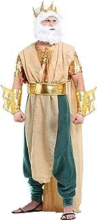 Men's Poseidon Costume