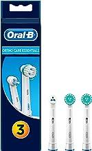 Oral-B Ortho Care Aufsteckbürsten, Ideal bei festsitzenden Zahnspangen, 2 Ortho Care Aufsteckbürsten, 1 Interspace Aufsteckbürste