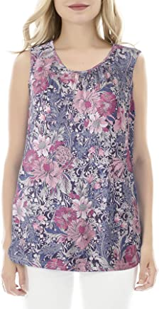 15399903816 Smallshow Women's Maternity Nursing Tank Top Sleeveless Comfy Breastfeeding  Clothes