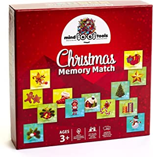 Best christmas memory match game Reviews