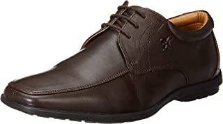Extacy By Red Chief Men's EXT143 Leather Formal Shoes