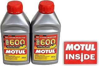 Best motul 600 brake fluid Reviews