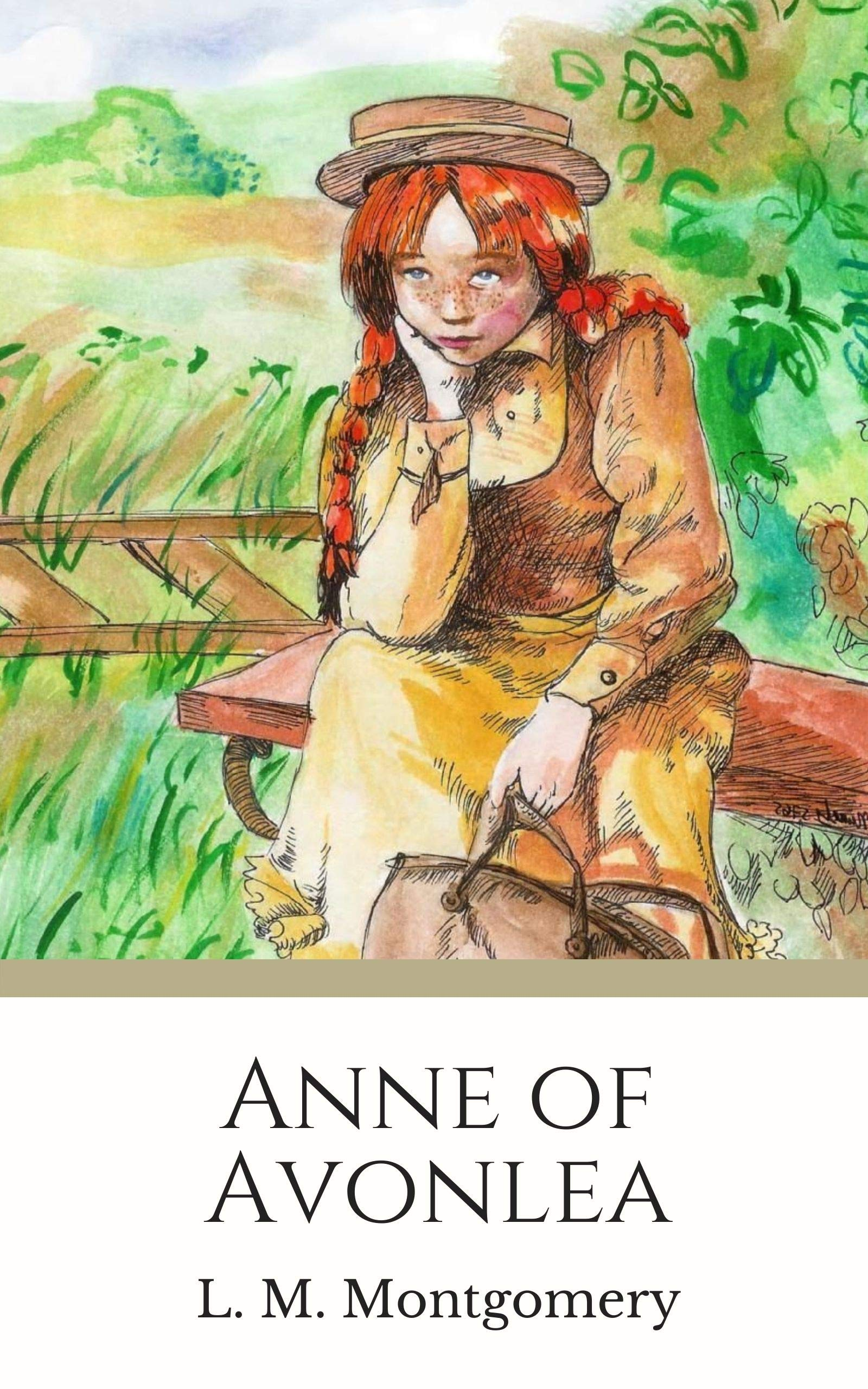Anne of Avonlea: By Lucy Maud Montgomery (Classic Books)