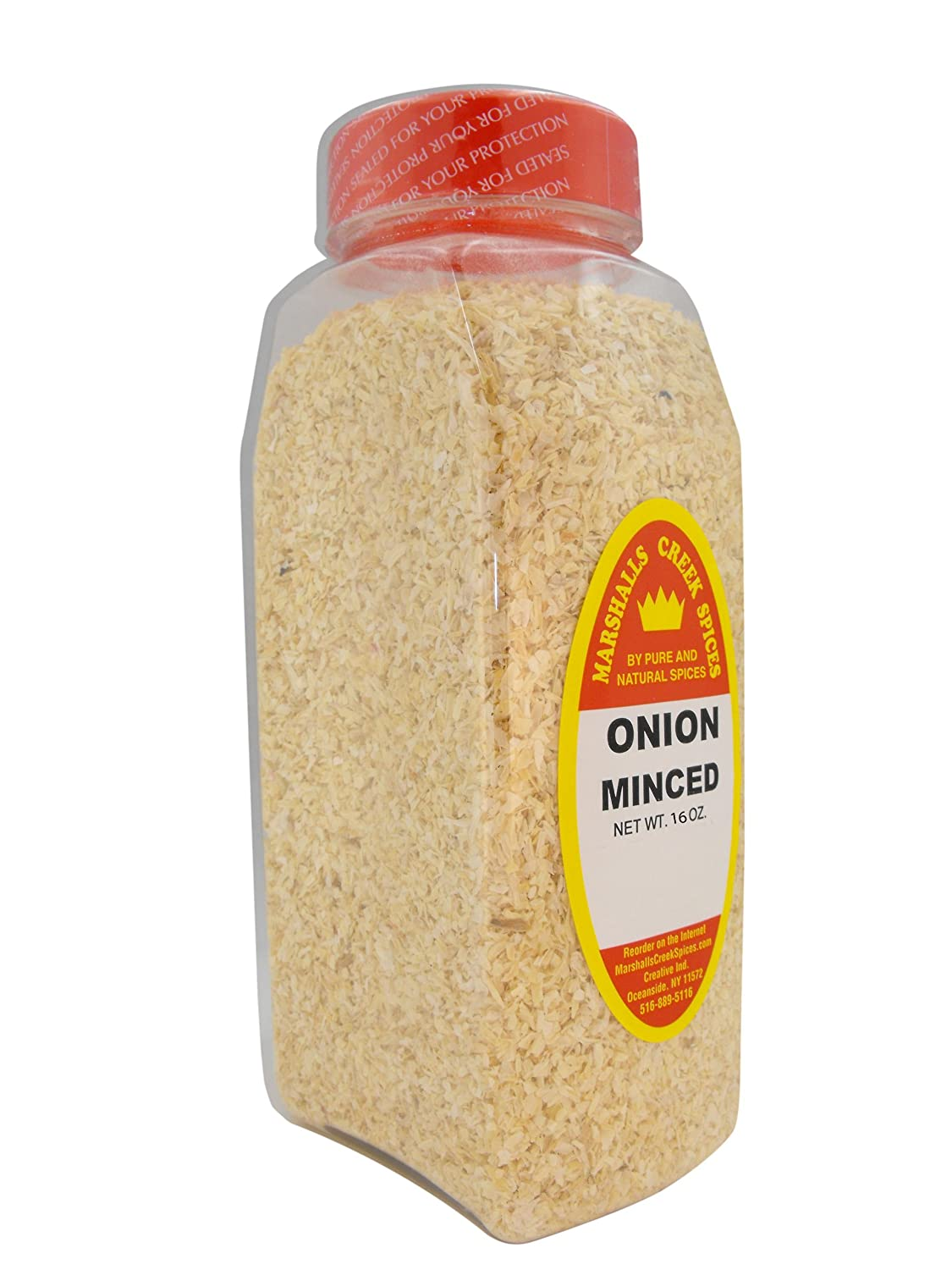 Marshall's Creek Spices Marshalls Onion Max 68% OFF Limited price sale Minced Spice Co.