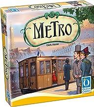 Queen Games 010241 English/German Metro Game