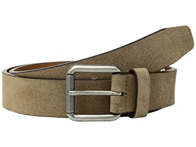 Trask Cash Belt (Taupe Suede) Men