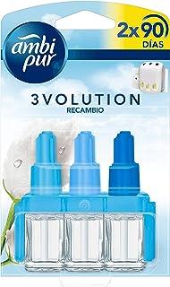 Ambi Pur 3Volution Nubes de Algodón Recambio De Ambientador