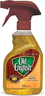 Old English, Lemon Oil, Trigger Sprayer, 12 Ounce