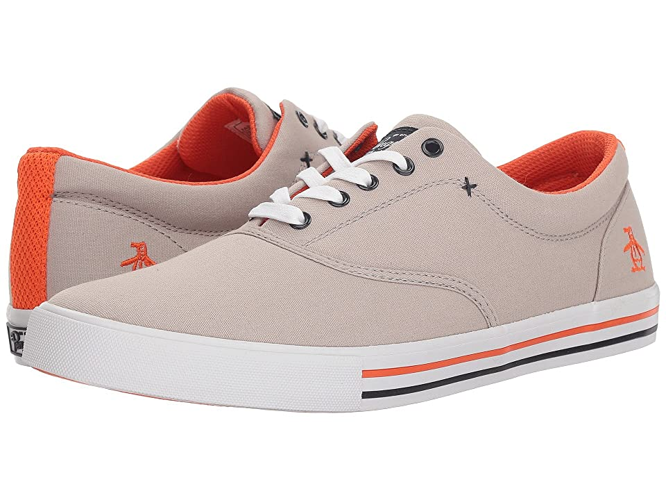 Original Penguin Buckley (Light Grey/Orange) Men
