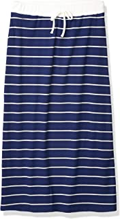 Amy Byer Girls' Maxi Casual Skirt
