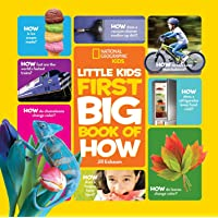 National Geographic Little Kids First Big Book of How (National Geographic Little Kids First Big Books) Hardcover