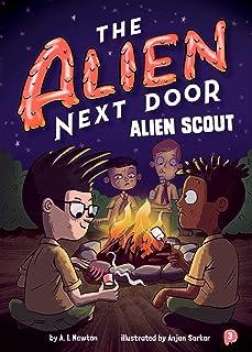 The Alien Next Door 3: Alien Scout (English Edition)