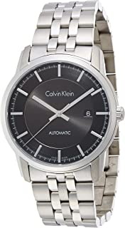 Calvin Klein - – Reloj de Pulsera analógico automático para Hombre Acero Inoxidable k5s34141