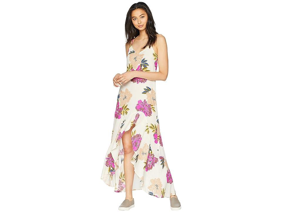 Billabong Kick It Up Dress (Cream) Women