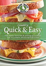 Country Quick & Easy Cookbook (Everyday Cookbook Collection)