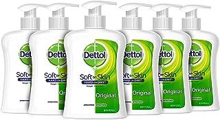 Dettol Handzeep - Original 6 x 250 mlGrootverpakking