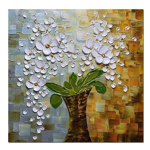 21e7c6387e8 Asdam Art - 100% Hand-painted 3D Paintings Beauty of Life Modern Wall Art