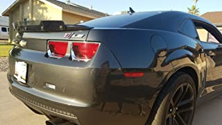 ZL1 Addons Wicker Bill Compatible with 5th gen 2010/13 1LE/SS style spoiler.