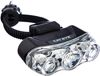 CAT EYE - Rapid 3 High Power LED Bike Safety Light with Mount