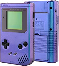 eXtremeRate Chameleon Purple Blue Case Cover Replacement Full Housing Shell for Gameboy Classic 1989 GB DMG-01 Console wit...