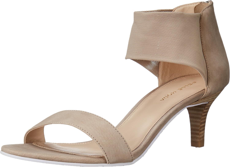 Pelle Moda Women's Eden Dress Sandal Beige