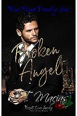 Broken Angel: Rossetti Crime Family (Blue Blood Deadly Sins Mafia Crime Family Romance) Kindle Edition
