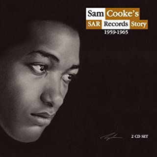 Sam Cooke's Sar Records Story - 2 Pack Jewel Case