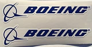 SBD Decals 2 Boeing Aircraft Die Cut Decals