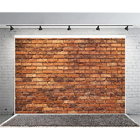 Red and Black Spaced Brick Surfaces Solid Wall Background Wedding Baby Photography Background Custom Photography Studio Photography Background