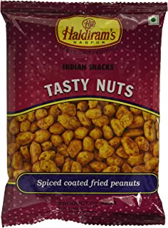 Haldiram's Nagpur Tasty Nuts, 200g
