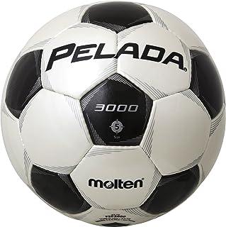 molten(モルテン) サッカーボール サッカーボール ペレーダ3000 5号 白黒 F5P3000