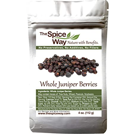 Berries 2 oz Cubeb Pepper Indonesian