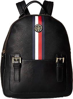 Imogen Pebble PVC Backpack