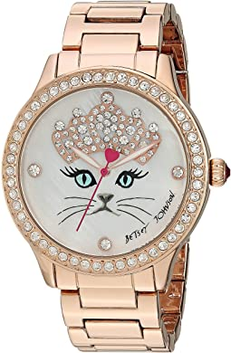 Betsey Johnson BJ00131-118 - Purrfect Timing