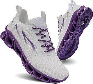 Running Shoes Women Walking Athletic Tennis Non Slip Blade Type Sneakers