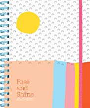 Rise and Shine 17-Month Large Planner 2020-2021 (Pipsticks+Workman)
